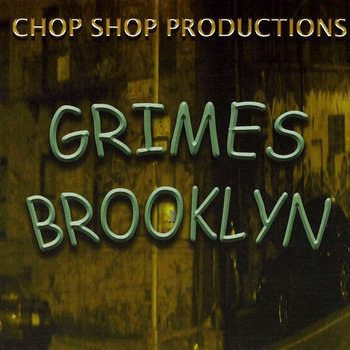 GRIMES BROOKLYN cover art