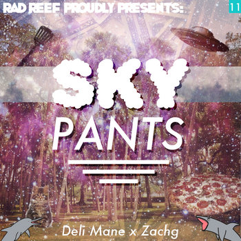 Sky Pants cover art
