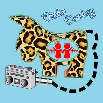 Disko Donkey cover art