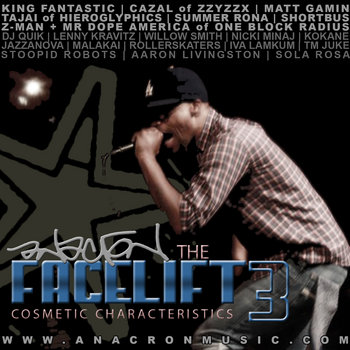 The Facelift 3: Cosmetic Characteristics cover art