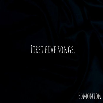 First Five Songs. cover art