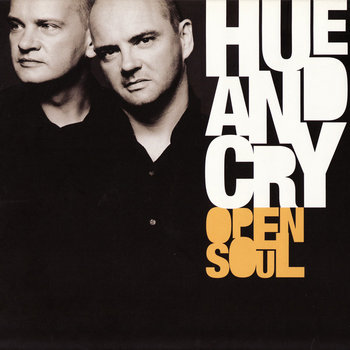 Open Soul cover art