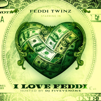 I Love Feddi cover art