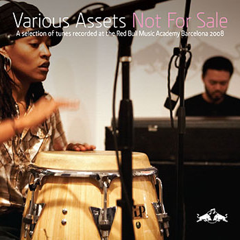 Various Assets - Not For Sale: Red Bull Music Academy Barcelona 2008 cover art
