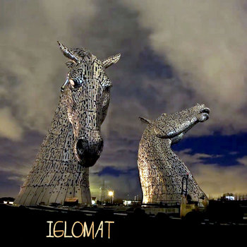 The Kelpies cover art