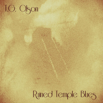 Ruined Temple Blues cover art