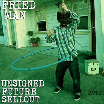 Unsigned Future Sellout 2013 cover art