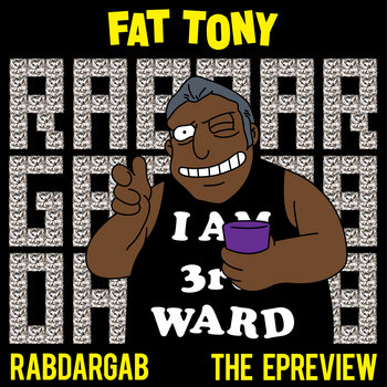 RABDARGAB: THE EPREVIEW cover art