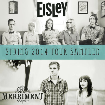 Eisley Spring Tour Sampler cover art