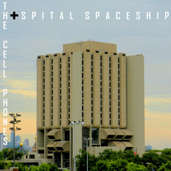 Hospital Spaceship EP cover art
