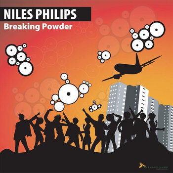 Niles Philips - Breaking Powder cover art