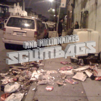 SCUMBAGS cover art