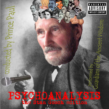 Guardians of the Ancient Wisdom - Psychoanalysis (the Stan Gooch edition) cover art