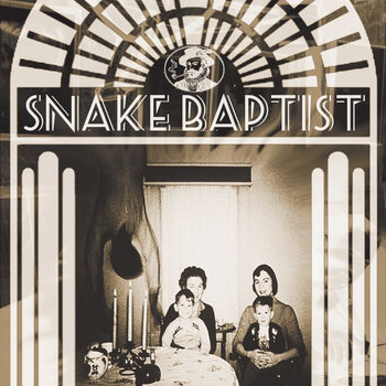 Snake Baptist Presents: Doublespeakeasy cover art