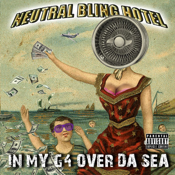 In My G4 Over Da Sea cover art