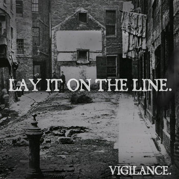 Vigilance cover art