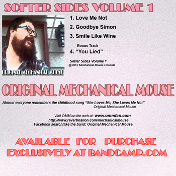 Softer Sides Volume 1 cover art