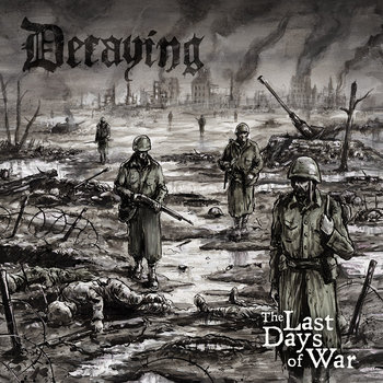 The Last Days Of War cover art