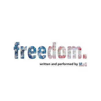freedom. cover art