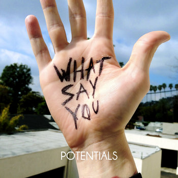 Potentials cover art