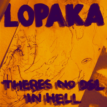 There's No DSL In Hell cover art