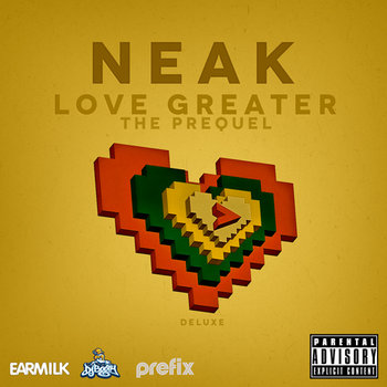 Love Greater The Prequel (Slot-A Only Edition) cover art
