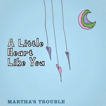 A Little Heart Like You cover art