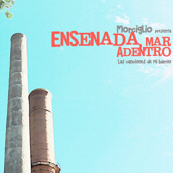 Ensenada, mar adentro cover art