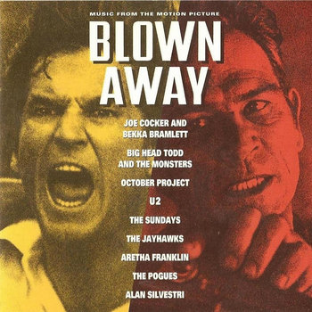 Blown Away: Music From The Motion Picture Soundtrack cover art