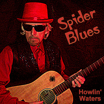 Spider Blues cover art