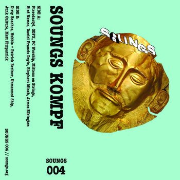 SOUNGS KOMPF cover art