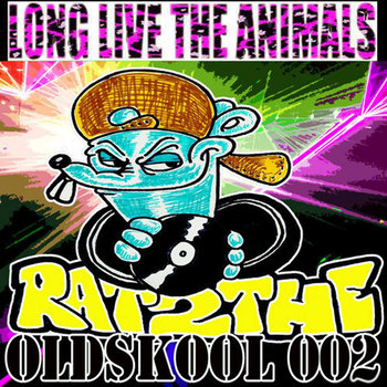LLTA008 - Various Animals - Rat 2 The Old Skool 002 cover art