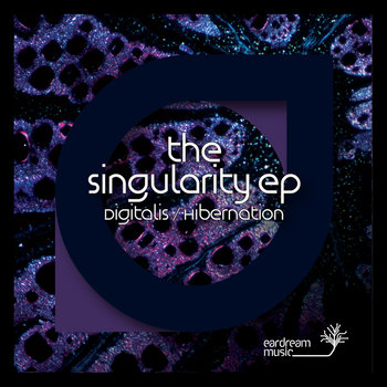 The Singularity EP cover art