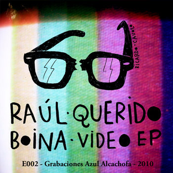 Boina VideoEP cover art
