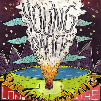 Lone Fire EP cover art