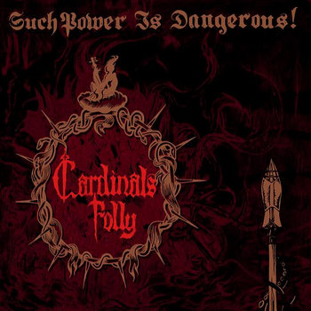 Such Power Is Dangerous! cover art