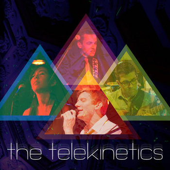 The Telekinetics cover art