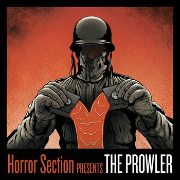 "The Prowler 7"" EP cover art"