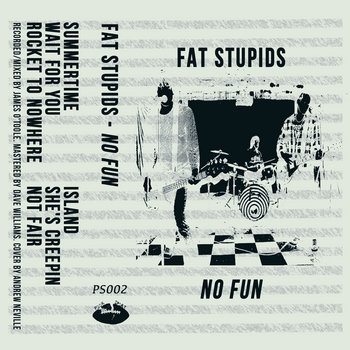No Fun cover art
