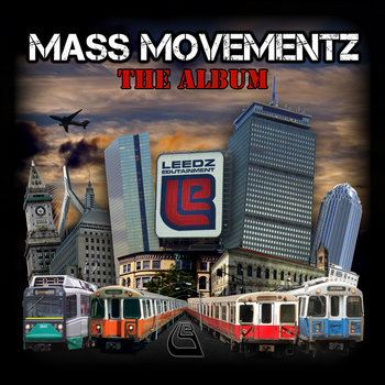 Mass Movementz (The Album) cover art