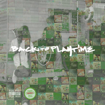 Back To Playtime cover art
