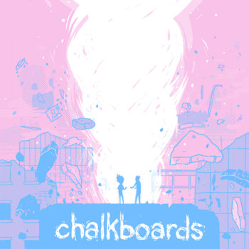 chalkboards cover art