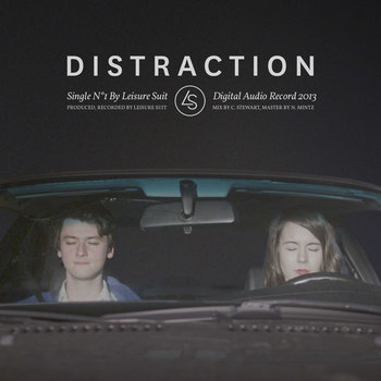 Distraction cover art