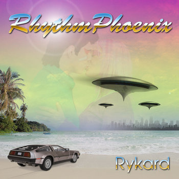 Rhythm Phoenix cover art