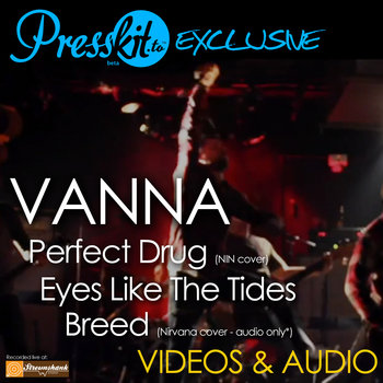 Presskit.to Exclusive: Vanna (Pkg. 2) cover art