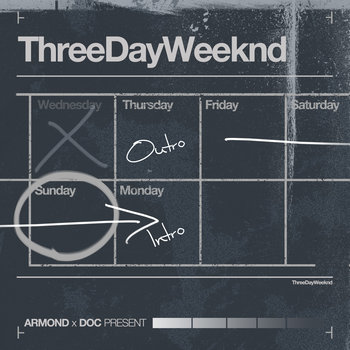 Armond x Doc - Three Day Weeknd cover art