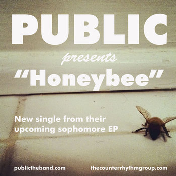 Honeybee (Summer 2013 Single) cover art