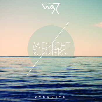 Overdive ep cover art