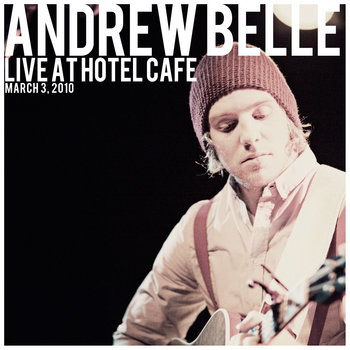 Live At Hotel Cafe, March 3, 2010 cover art