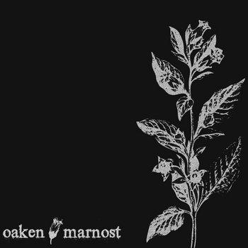 split LP w/ OAKEN cover art